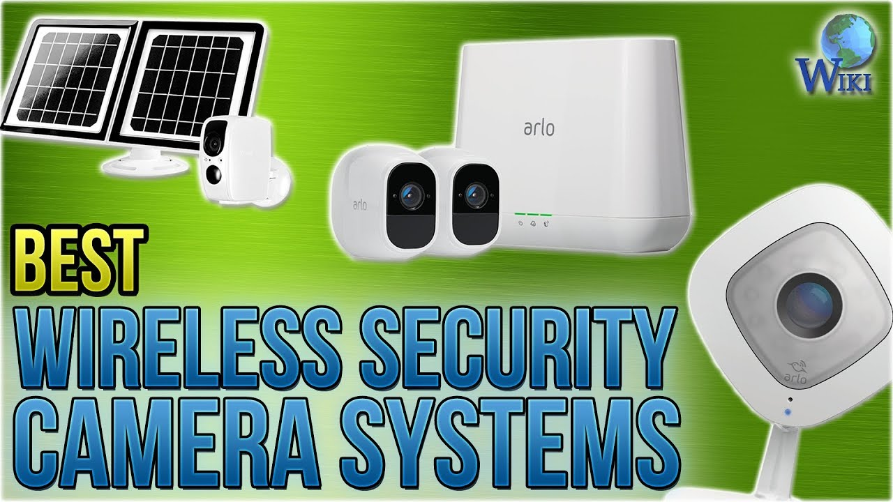 Home Security System With Cameras Wireless Athens TX 75751