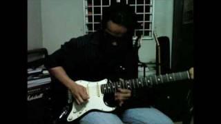 The Eagles - Hotel California - Solo - Guitar Cover