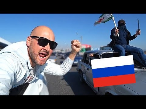 BALD AND BANKRUPT: The Fearless Brit Exploring Russia