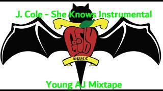 J Cole   She Know Instrumental Remake YoungAJMixtape
