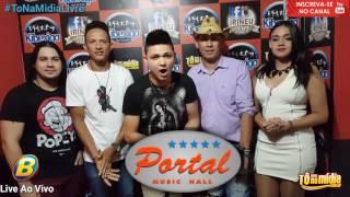 #ToNaMidiaLivre Ao Vivo - Live com Bonde do Brasil