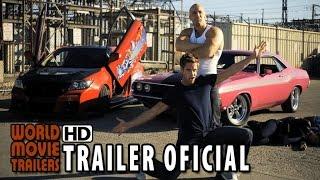Super Velozes, Mega Furiosos Trailer Oficial Legendado (2015) HD