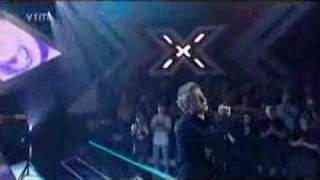 X-Factor Liveshow 9 Crazy (Seal)