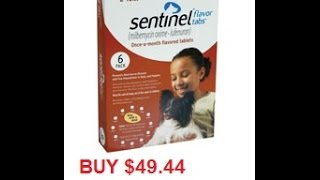 Buy Sentinel For Dogs Cheap Online without vet - Heartworm