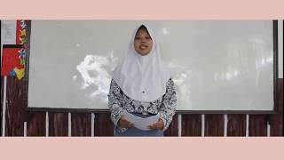 Bahasa Indonesia | Aku Ingin : Sapardi Djoko Damono oleh Dona