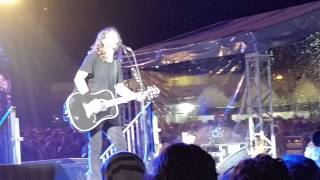 Wheels - Foo Fighters - Ao vivo - Belo Horizonte
