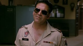 Akshay Kumar has his own style