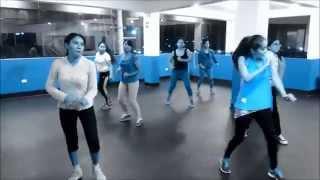 "choca plan B coreo gym by ""ROUS DANCE"""