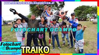 TRAIKO, General Pinedo CH  14 01 2018