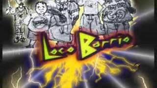 el loco barrio -chikitita -videotoons