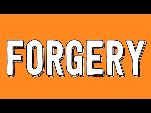 Nazis, Art, and Forgery - Philosophy Tube