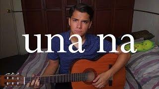 Lali - Una Na cover