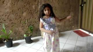 Lorrany Dançando A Deus Eu Peço De Alexandre Pires