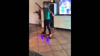 Hoverboard kosova - krisi pushka u ba nami