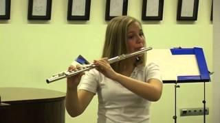 """Kondorov let"" - Peru - Marija Martinovic - flauta, IV razred"