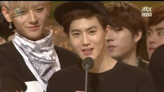 EXO | THE DAESANG JOURNEY
