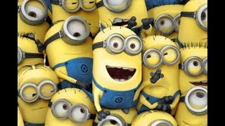 I Swear(with lyrics)-Minnion ost Despicable Me 2 (3D)