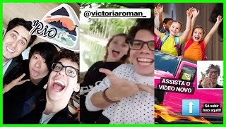 POLADO VIDEO NOVO CANAL DA CASA + MULTSHOW COM YOUTUBERS  - MrPoladoful