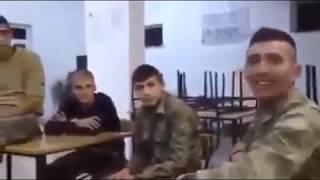 Turkish soldier singing Maher Zain-Ya Nabi Salam Alayka Arabic ver.