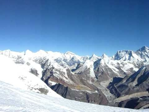 Summit of Mera Peak, 6467m, Nepal with KE Adventure Travel
