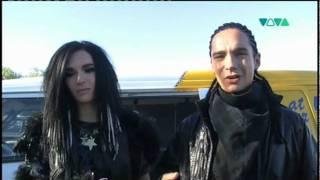 03.09.2009 VIVA Live! Tokio Hotel Bill und Tom Interview