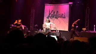 "G-Eazy Opener Kehlani ""FWU"" at The Norva 1/21/15"
