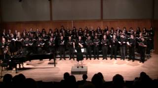It Was a Lover and His Lass - Stony Brook Chorale - Thomas Morley