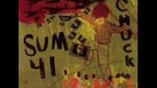 Sum 41 - No Reason - Lyrics