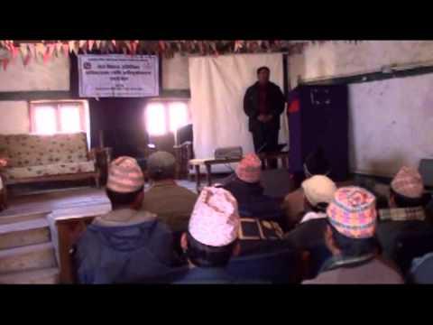 Laxman  Pandey VDC Orint Nepal NAVIN 2011