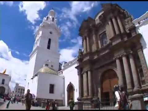 Ecuador. Quito Light of America. (English language)