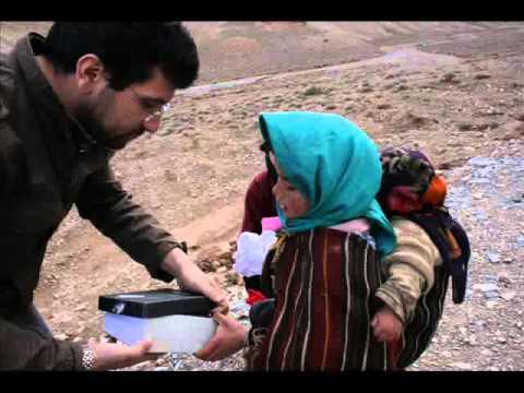 Desert Spirit 2012 – Helping children in Morocco