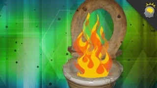 Is The Flaming Toilet the Toilet of the Future? - Science on the Web #8