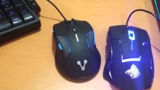 Vorago 404 y el eagle warrior g13 opciones de mouse gamer barato
