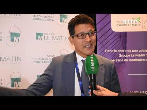 Video : Matinales Groupe Le Matin: Déclaration de Zakaria Fahim, président BDO Maroc, représentant de l'Ordre des Experts Comptables
