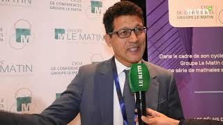 Matinales Groupe Le Matin: Déclaration de Zakaria Fahim, président BDO Maroc, représentant de l'Ordre des Experts Comptables