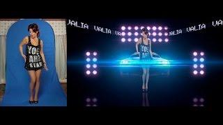 Valia feat. DJ-Milana & Steven James - Gimme Some More (MAKING)