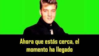 ELVIS PRESLEY - It´s now or never ( con subtitulos en español ) BEST SOUND