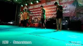 Lhokseumawe nasyid clan live konser Ultah lsm