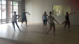 """Dancing on my Own"" Calum Scott cover Melissa Miles choreography"