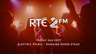 2FM At The Picnic - Jenny Greene & The RTÉ Concert Orchestra - Everybodys Free