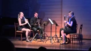 Leonard Bernstein - America_Clarinet quartet