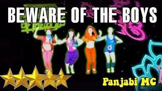 Beware Of The Boys - Mundian To Bach Ke  &  Panjabi MC | Just Dance 4 | Best Dance Music