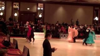 USA Dance Nationals 2011 - Adult Pre Champ Standard - Quickstep (Dave & Gina)