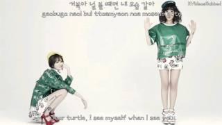 Davichi (다비치) - Turtle (거북이) [Eng Sub + Han + Rom]