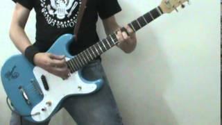 Ramones - Blitzkrieg Bop (Guitar Cover)