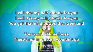 ALMA - Dye My Hair (Lyrics)