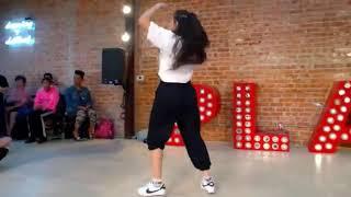 Natalie Bebko (Nat Bat) Ring - cardi b ft Kehlani choreography by nicole kirkland