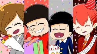 【六つ子誕生祭】はなまるぴっぴはよいこだけを合松してみた【遅刻】