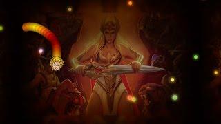 Princess of Slither Mod | Slither.io She - Ra Skin