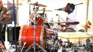 Jonah Rocks LIVE, AC/DC - TNT, 7 Year Old Drummer